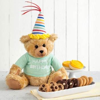 Mrs. Fields® Birthday Bear