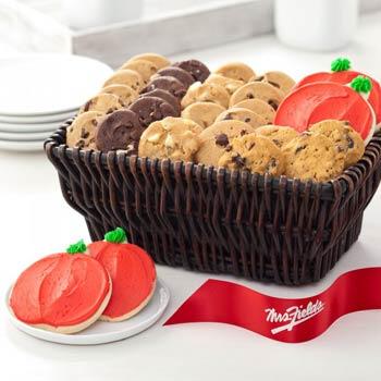 Mrs. Fields® School Cookie Basket