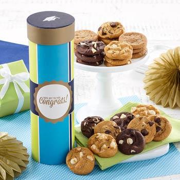 Graduation Cookie Box