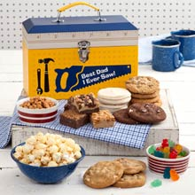 Mrs. Fields® Father's Day Cookie Tool Gift Box