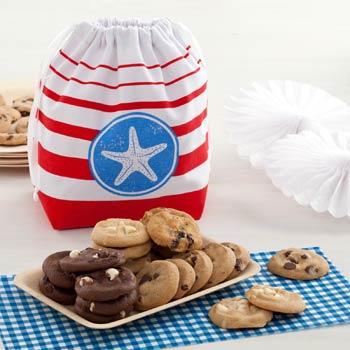 Mrs. Fields Patriotic Summer Cookie Gift