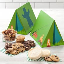 Mrs. Fields® Camping Cookie Box