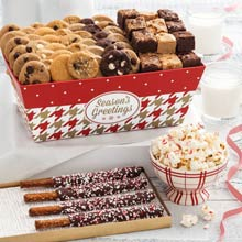 Mrs. Fields® Holiday Sweet Treats Basket