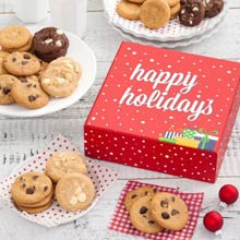 Mrs. Fields® Sampler Christmas Box