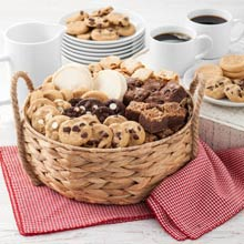 Mrs. Fields® Cookies and Brownies Gift Basket