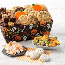Witches Brew Gift Basket