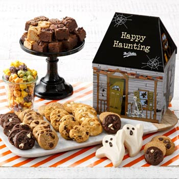 Mrs. Fields® Haunted Cookie Tin