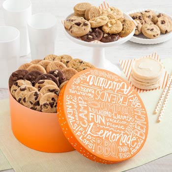 Mrs. Fields® Summer Sunset Cookie Box