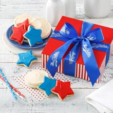 Mrs. Fields® Patriotic Cookie Box