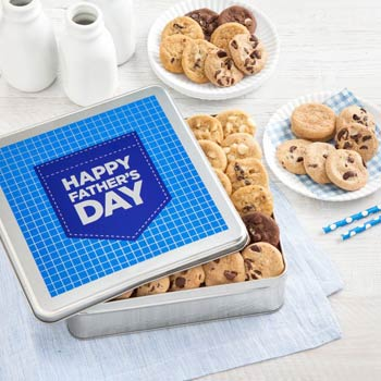 Mrs. Fields® Father's Day Cookie Gift Box
