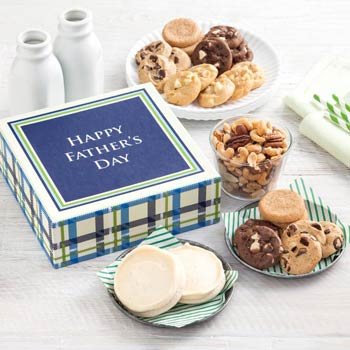 Mrs. Fields Father's Day Gift Box