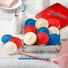 Mrs. Fields American Pride Cookie Gift