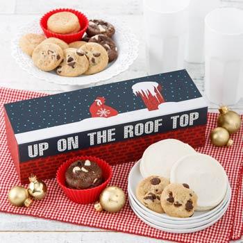 Mrs. Fields® Winter Wishes Cookie Box