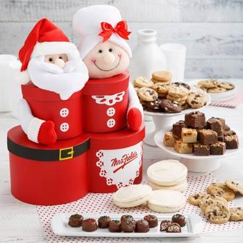 Santa Claus Gift Tower