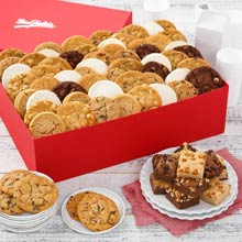 Mrs. Fields Executive Holiday Gift Box