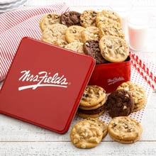 Mrs. Fields Cookies and Brownies Gift Box