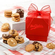 Mrs. Fields Cookie Gift Box