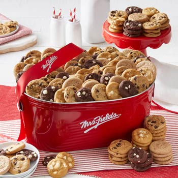 Mrs. Fields® Any Occasion Cookie Basket