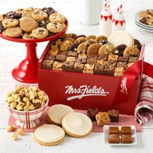 Mrs. Fields Classic Cookie Gift Box