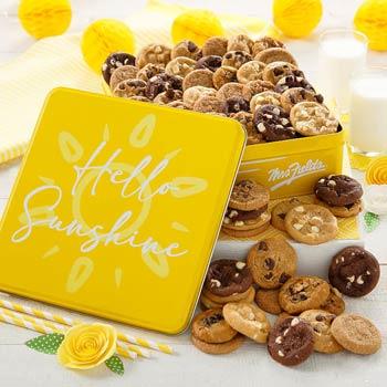 Mrs. Fields Happy Day Cookie Box