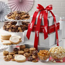 Mrs. Fields® Executive Gift Tower