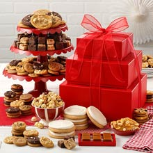 Mrs. Fields® Cookie Tower