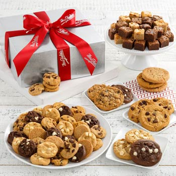Mrs. Fields® Holiday Gift Box