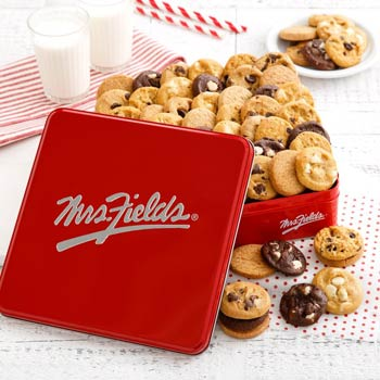 Mrs. Fields® Cookies and Brownies Gift Box