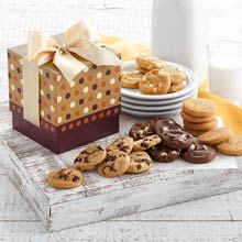 Mrs. Fields Autumn Cookie Box