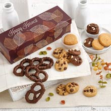 Mrs. Fields Fall Cookie Gift Box