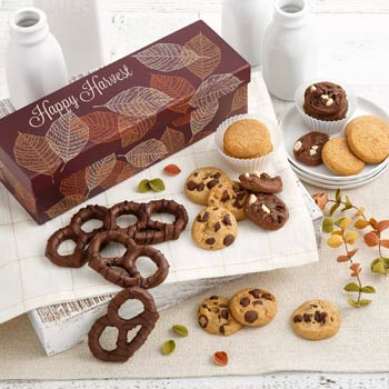 Mrs. Fields® Fall Cookie Gift Box