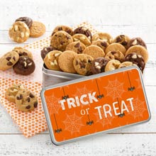 Trick or Treat Cookie Tin