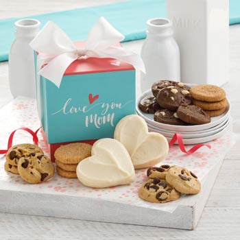 Mrs. Fields Cookie Box for Mom