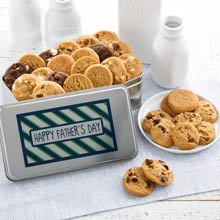Cookie Tin for Dad