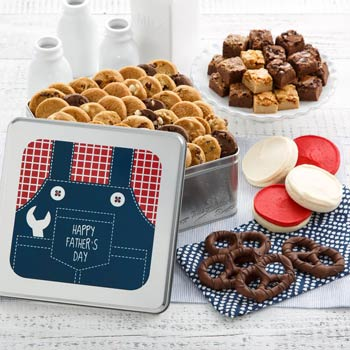 Mrs. Fields® Father's Day Classic Cookie Gift Box