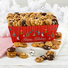 Mrs. Fields Christmas Cookie Crate