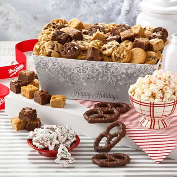 Mrs. Fields® Holiday Sweet Treats Basket
