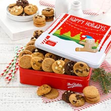 Mrs. Fields® Seasons Greetings Cookie Tin