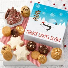 Mrs. Fields® Holiday Celebration Cookie Box