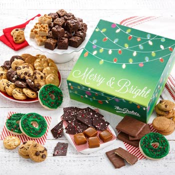 Mrs. Fields® Holiday Fun Cookie Gift Box
