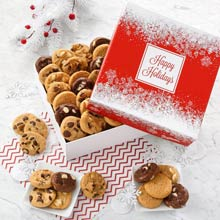 Mrs. Fields® Christmas Cookie Box