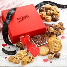 Sweet Hearts Valentines Day Cookie Gift