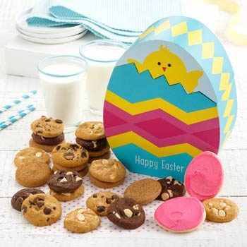 Mrs. Fields Happy Easter Gift Box