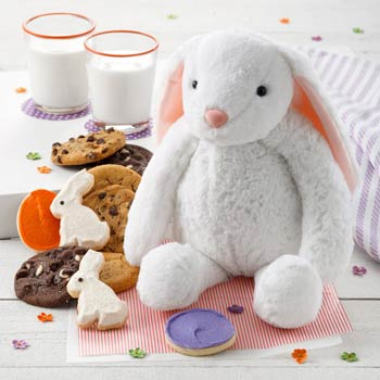Mrs. Fields Bunny and Cookies