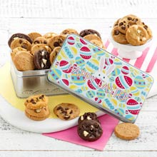 Spring Easter Cookie Tin