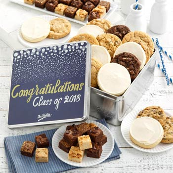 Graduation Cookie Gift Box