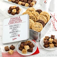 Finals Survival Cookie Gift Box