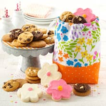 Mrs. Fields Spring Cookie Tote