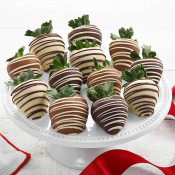 Gourmet Chocolate-covered Strawberries