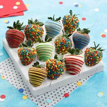Celebration Chocolate-covered Strawberries